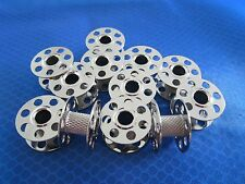 12 Metal Bobbins For Bernina 530 ,550, 550QE, Artista165,170,630, Made In Taiwan