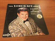 Vinyl LP - The Liberace Show. 16 All Time TV Favourites.