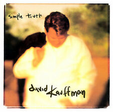 Simple Truth * by David Kauffman (CD, Oct-2000, Ministry Music (INSP Media...