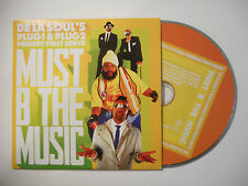 FIRST SERVE : MUST B THE MUSIC ( CLEAN RADIO EDIT ) ♦ CD SINGLE PORT GRATUIT ♦