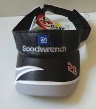 New Keven Harvick Goodwrench #29 Leather Visor