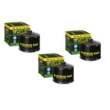 Race Oil Filter 3-Pack for BMW 2014 R1200GS ADVENTURE TE XE HF160RC
