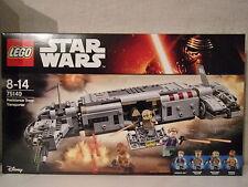 Lego Star Wars 75140 Resistance Troop Transporter - NEU & OVP