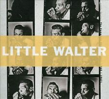 NEW! COMPLETE LITTLE WALTER CHESS MASTERS 5CD 1950-67 HIP-O SELECT BLUES BOX SET