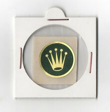 ROLEX Sticker Caseback 1970's SEA DWELLER 1665 DOUBLE RED SUBMARINER 1680 5513