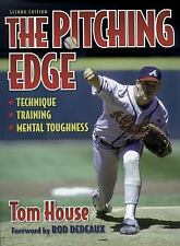 The Pitching Edge-2nd edition Tom House NEW book baseball conditioning training