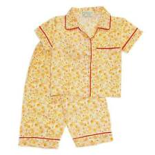 Woven Button Down Floral Print #1020, Pajama Set, XXS (1-2 years old) PayPal