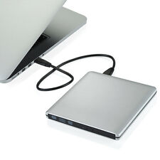 USB 3.0 CD/DVD-RW Burner Writer External Hard Drive for Apple Macbook Pro Air US
