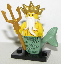 LEGO NEW SERIES 7 OCEAN KING MINIFIGURE 8831 FIGURE