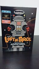Lost in Space The Complete Adventures TV Series Bluray Boxset Brand New Free S&H