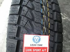 4 New 245/70R16 Lion Sport AT Tires 245 70 16 R16 2457016 AT All Terrain A/T 70R