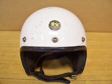Vintage RARE Motorcycle Minibike Race Car Racing Keystone 500 Helmet L