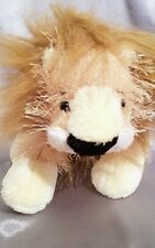 Webkinz Lion Very Soft And Lovable For All Ages.