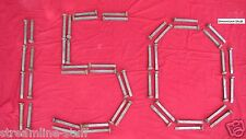 "LOT OF (150) Railroad Spikes 7"" Train Track Antique Nails Hooks Blacksmith Craft"