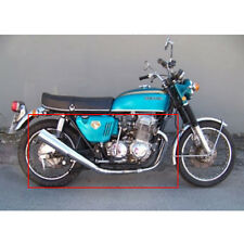 SCARICO COMPLETO (Full Exhaust) MARVING - HONDA CB 750 FOUR - COD.H/3303/BC