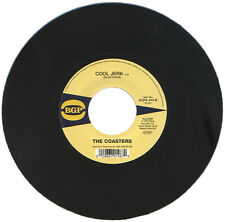 """THE COASTERS  """"COOL JERK""""   60's CLUB CLASSIC WITH A 70's LATIN TWIST    LISTEN!"""