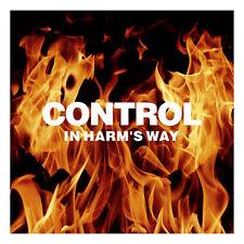 CONTROL In Harm's Way CD 2015 ant-zen
