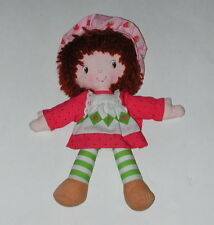 Strawberry Shortcake Rag doll Plush SSC Those Characters From Cleveland