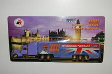Werbetruck - Michael Schumacher Collection - F1 Saison 2004 - Nr. 11 England - 9