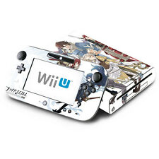 Skin Decal Cover for Nintendo Wii U Console & GamePad - Fire Emblem Awakening 1