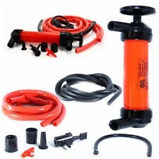 SYPHON PUMP KIT PETROL DIESEL FLUID EXTRACTOR SIPHON TRANSFER WATER LIQUID FUEL