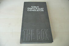 "VAN DER GRAAF GENERATOR ""THE BOX- BOX 4 CD VIRGIN 2000 Eu"" bookled"