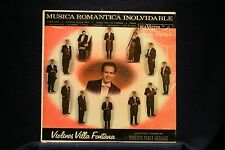VIOLINES DE VILLA FONTANA-Musica Romantica-World/Mexico on NrMt Signed Vinyl LP