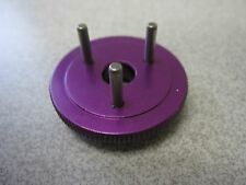 NEW ~ 81040 Alum Flywheel RC HSP 1:8 Nitro Car 94081 94086 Purple Aluminum