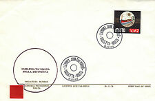 MALTA 1976 £2 DEFINITIVE Stamp SG500B First Day Cover REF:CW583