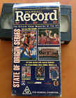 AFL STATE OF ORIGIN - FOOTBALL VIDEO RECORD 1993/94 - VHS