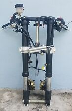 09-16 Suzuki GSXR1000 Front End Suspension Forks