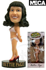 Neca Bettie Page Head Knocker Bobble Head New