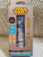 R2-D2 MimoPowerTube2 Star Wars Series R2-D2 Power Bank! NEW!