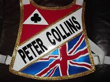 PETER COLLINS SPEEDWAY RACE JACKET