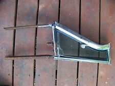 1957 PLYMOUTH FURY 2D HARD TOP LH WING WINDOW & FRAME