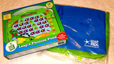 LEAP FROG LEAP'S PHONICS POND  W BACKPACK CARRY CASE NIB