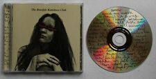 The Bonafide Kamikaze Club Death Groupie Rare CD Private
