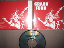 RARE Japan CD Grand Funk Railroad Same S/T  Bob Seger Kiss