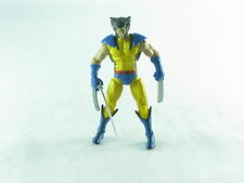 "Marvel Universe Wolverine Unmasked Origins Movie 4"" Figure Complete"