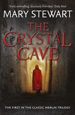 The Crystal Cave (Merlin Trilogy 1) (Paperback), Stewart, Mary, 9781444737486