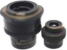 """Taylor Hobson Mytal 1/2"""" 12mm F2.5 D Mount Lens For Pentax Q Q7 Q10 QS-1 Cameras"""