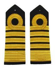 Epaulette Naval Rank Marking Curved Admiral of the fleet R511