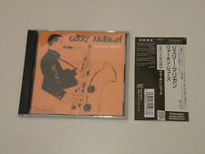 GERRY MULLIGAN - WALKIN' SHOES - RARE JAPAN CD 1992 BANDSTAND W/OBI - NM/NM -