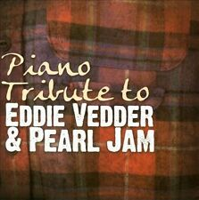 VARIOUS ARTISTS-Piano Tribute To Eddie Vedder CD NEW