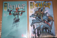 HELLCOP (deutsch) # 1 + 2 KOMPLETT - MARVEL GENERATION COMICS 1999 - TOP