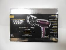 *Conair 276WR Infiniti Pro Volume Boost 1875W Hair Dryer Styler Purple hot