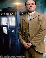 "Rory Kinnear Colour 10""x 8"" Signed Dr Who Photo B - UACC RD223"