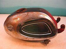 1964 yamaha YA6 125 gas fuel petrol tank w petcock y355~