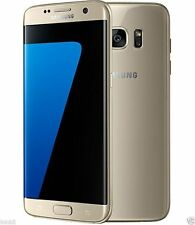 Brand New Samsung Galaxy S7 Edge SM-G935A 32gb Gold (AT&T) Unlocked Smartphone