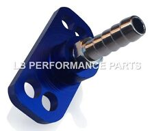 Fuel Rail FPR Adaptor Honda Civic Accord Integra Type R -  Blue